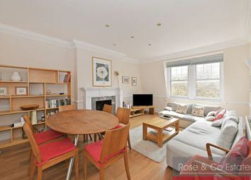 Thumbnail 2 bed flat for sale in Aberdare Gardens, South Hampstead, London