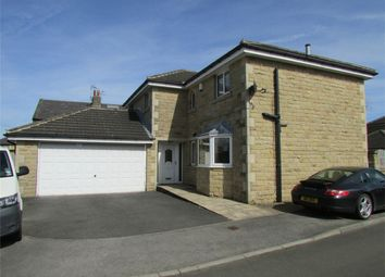 Thumbnail 4 bed detached house for sale in Vicarage Meadows, Holmfirth