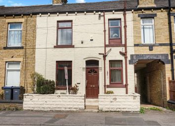 Thumbnail 1 bed terraced house for sale in New Hey Road, Bradford