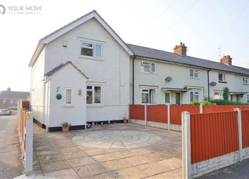 Thumbnail 3 bed terraced house for sale in Suffolk Road, Gorleston, Great Yarmouth