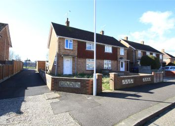 Thumbnail 3 bed semi-detached house for sale in Melbourne Avenue, Goring-By-Sea, Worthing
