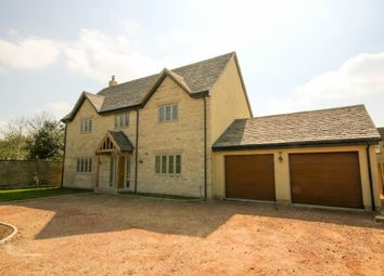 Thumbnail 4 bedroom detached house for sale in Kingswood Road, Hillesley, Wotton-Under-Edge