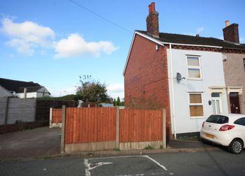 Thumbnail 2 bedroom semi-detached house for sale in St. Saviours Street, Talke, Stoke-On-Trent