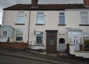 Thumbnail 3 bed terraced house to rent in Fowler Street, Old Whittington, Chesterfield