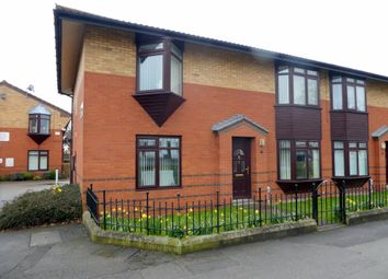 Thumbnail 2 bed flat for sale in Staveley Road, Bilton Grange, East Riding Of Yorkshire