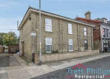 Thumbnail 4 bed semi-detached house for sale in Quay Road, Gorleston, Great Yarmouth