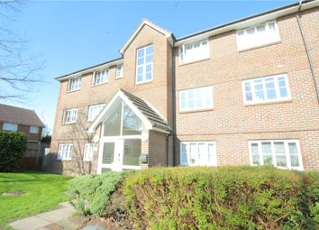 Thumbnail 1 bed flat for sale in Corfe Close, Borehamwood, Hertfordshire
