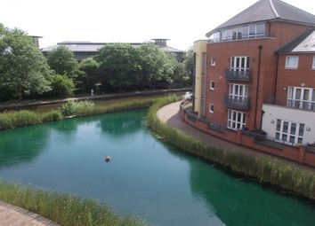 Thumbnail 3 bed flat to rent in Park Wharf, Nottingham