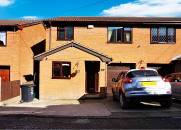 Thumbnail 3 bed semi-detached house for sale in New Road, Wrexham