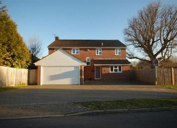 Thumbnail 5 bed detached house for sale in The Paddock, Maresfield, Uckfield, East Sussex