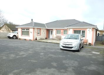 Thumbnail 3 bed detached bungalow for sale in Central Road, Dearham, Maryport