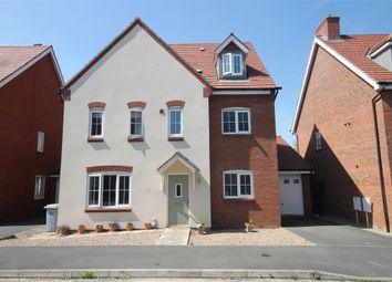 Thumbnail 5 bed detached house for sale in Johnsons Road, Fernwood, Newark, Nottinghamshire.