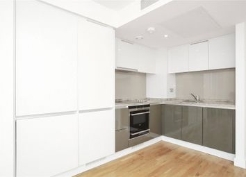Thumbnail 1 bedroom flat for sale in Marsh Wall, London
