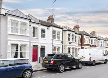 Thumbnail 4 bed terraced house to rent in Kelvedon Road, London