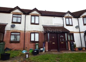 Thumbnail 2 bed terraced house for sale in Waterloo Court, Sebastopol, Pontypool, Monmouthshire.