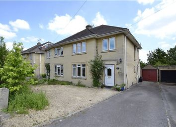 Thumbnail 3 bed semi-detached house for sale in Cedric Road, Bath