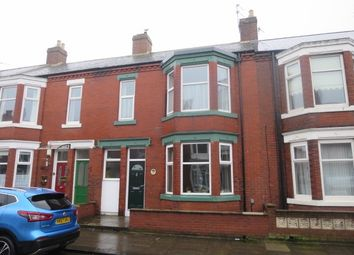 Thumbnail 3 bed terraced house for sale in Crondall Street, South Shields