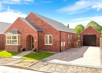 Thumbnail 3 bedroom detached bungalow for sale in Dickinson Road, Heckington, Sleaford, Lincolnshire