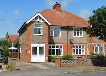 Thumbnail 3 bed semi-detached house for sale in Hoylake Drive, Skegness