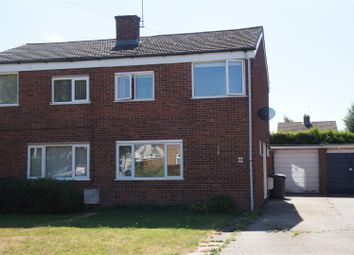 Thumbnail 3 bed semi-detached house for sale in Browns Close, Marston Moretaine, Bedford
