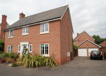 Thumbnail 4 bed detached house for sale in Olley Walk, Tiptree, Colchester