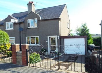 Thumbnail 2 bed semi-detached house to rent in Clark Street, Bannockburn, Stirling