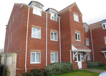 Thumbnail 2 bedroom flat to rent in Ainderby Gardens, Northallerton