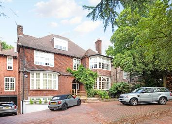 Redington Road, Hampstead, London NW3. 3 bed flat