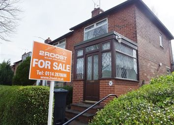 Thumbnail 2 bed end terrace house for sale in Maple Grove, Handworth