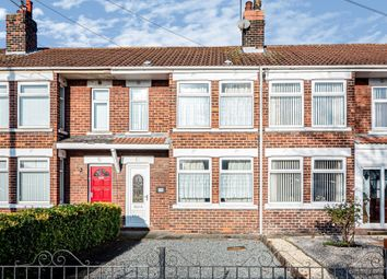2 bed terraced house for sale in Holderness Road, Hull HU8