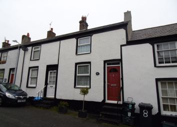 Thumbnail 2 bed terraced house to rent in Erskine Terrace, Conwy