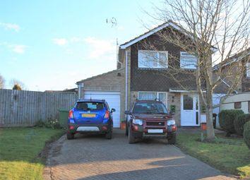 Thumbnail 3 bed link-detached house for sale in Kilda Road, Highworth, Swindon