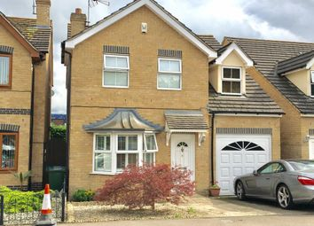 Thumbnail 4 bed detached house for sale in Page Turner Court, Ambrosden