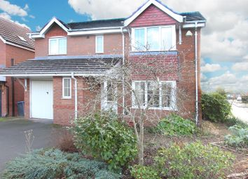 Thumbnail 4 bed detached house for sale in Holly Drive, Ryton On Dunsmore, Coventry