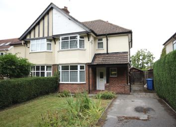 Thumbnail 3 bedroom semi-detached house for sale in Station Road, Mickleover, Derby