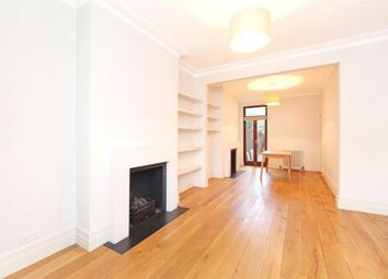 Thumbnail 3 bed terraced house to rent in Charteris Road, Queens Park