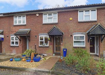 Thumbnail 2 bed terraced house for sale in Jersey Close, Chertsey