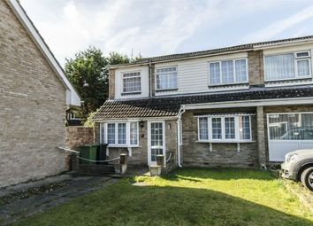 Thumbnail 5 bed semi-detached house for sale in Dolphin Close, Bishopstoke, Eastleigh, Hampshire