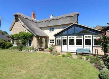 Thumbnail 3 bed cottage for sale in School Lane, Maxey, Market Deeping, Cambridgeshire