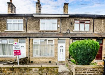Thumbnail 3 bed terraced house for sale in Hall Avenue, Huddersfield