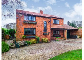 Thumbnail 3 bed detached house for sale in The Hill, Brigg