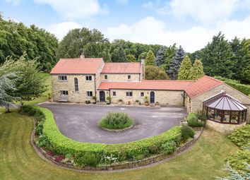 Thumbnail 4 bed detached house for sale in Meadow Lane, Snape, Bedale
