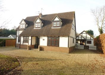 Thumbnail 5 bed detached house for sale in Broadgate, Sutton St. Edmund, Spalding