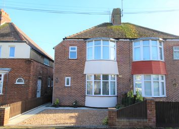 Thumbnail 3 bed semi-detached house for sale in Neville Avenue, Spalding, Lincolnshire