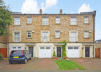 Thumbnail 3 bed town house for sale in Compton Avenue, Wembley, Middlesex