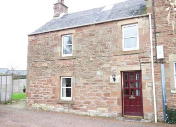 Thumbnail 2 bed cottage for sale in 1 Cragview, Eastgate, Denholm