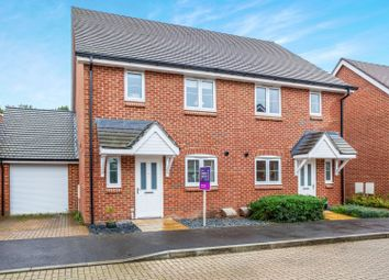 Thumbnail 3 bedroom semi-detached house for sale in Field End, Billingshurst