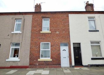 Thumbnail 2 bed terraced house for sale in Lindisfarne Street, Carlisle, Cumbria