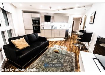 Thumbnail 1 bed flat to rent in Altitude Point, London