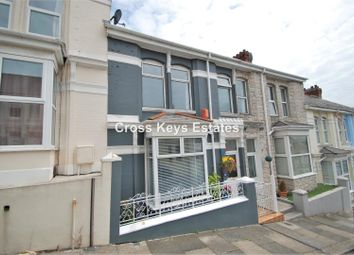 2 bed terraced house for sale in Rosebery Avenue, Plymouth PL4